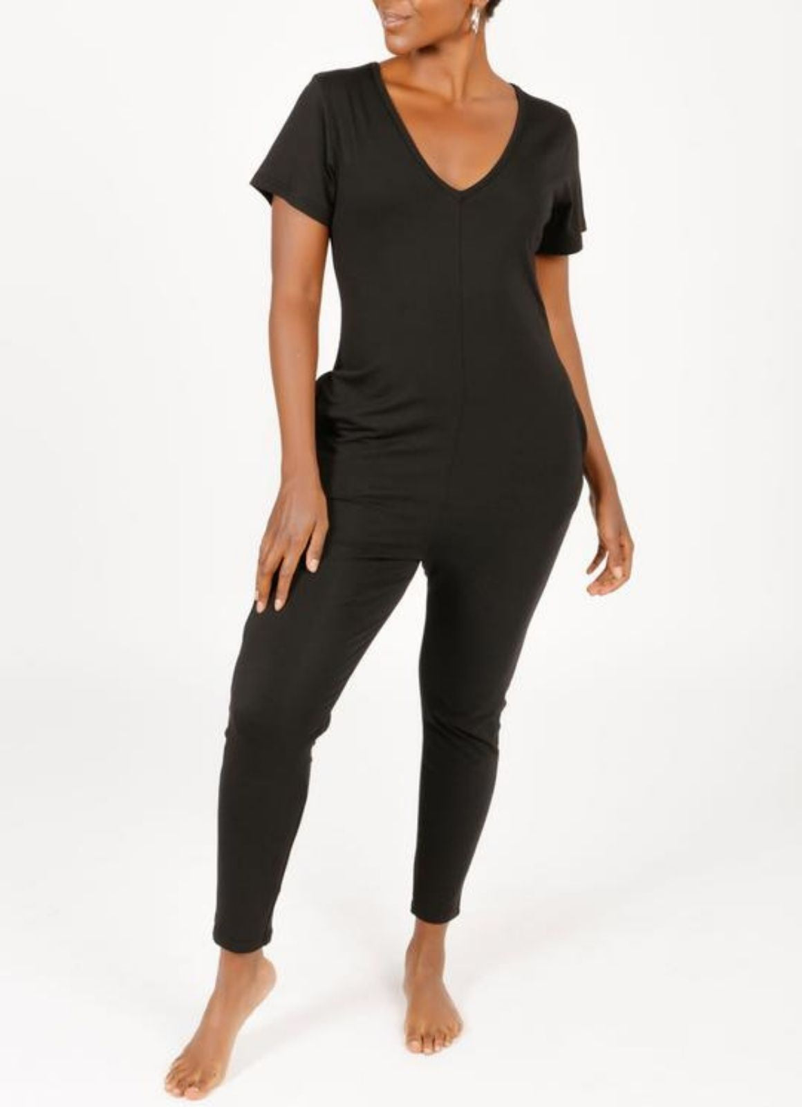 Smash and Tess Sunday Romper Midnight Black