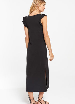 Z Supply - Blakely Slub Ruffle Dress