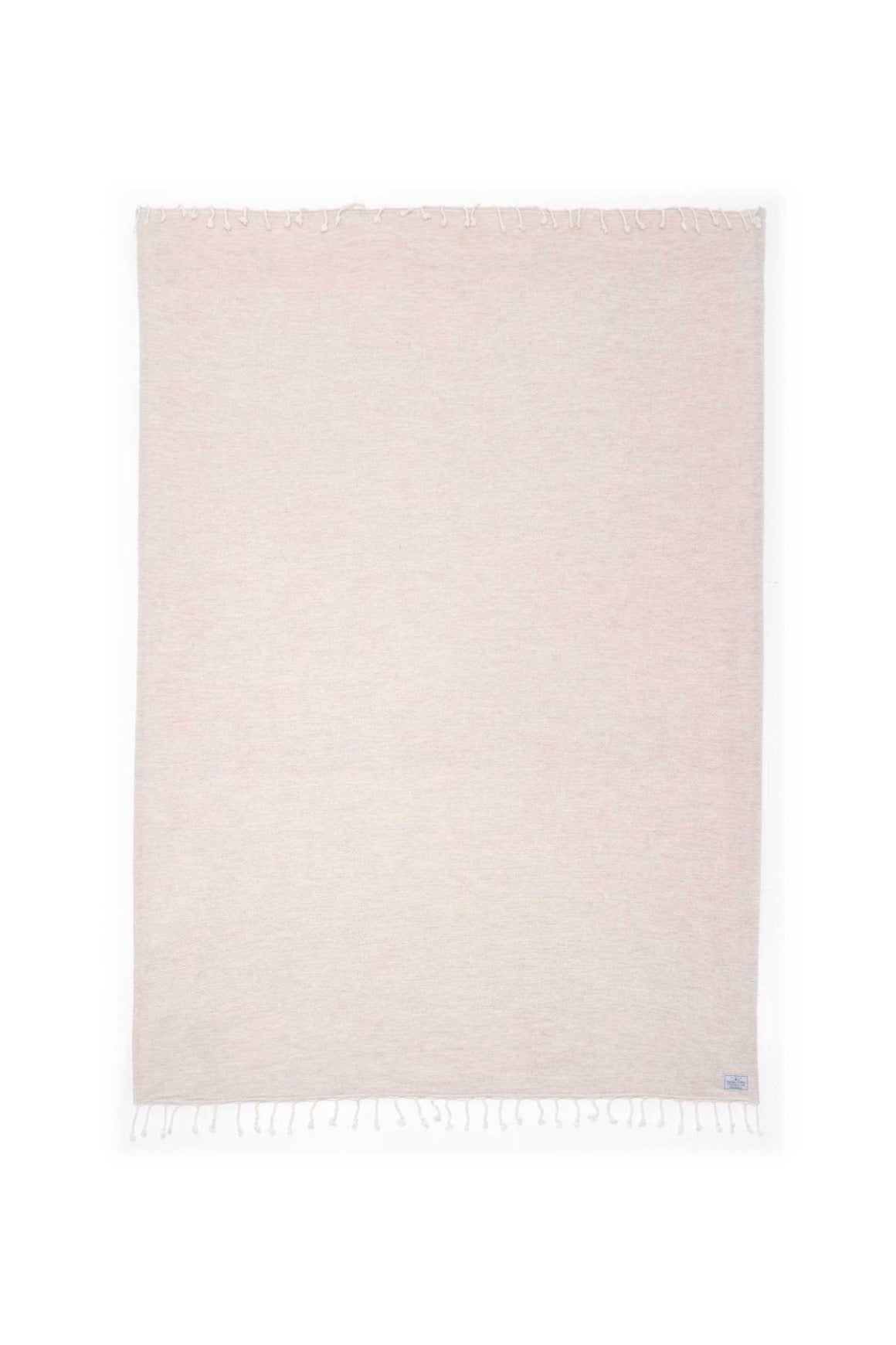 Tofino Towel Co Shoreline Throw Silica