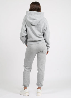 Brunette The Label - Best Friend Hoodie CLASSIC GREY