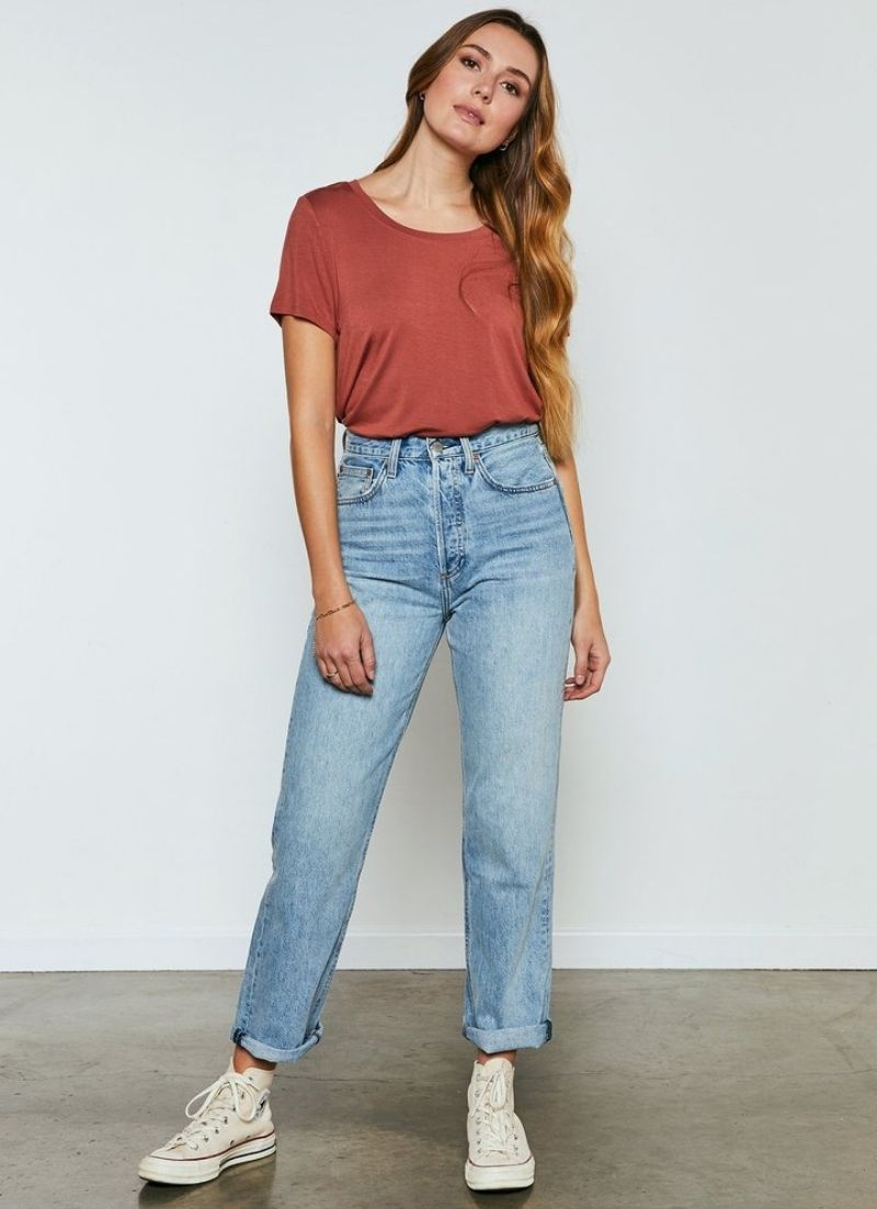 Gentle Fawn - Alabama Tee *New Colours*