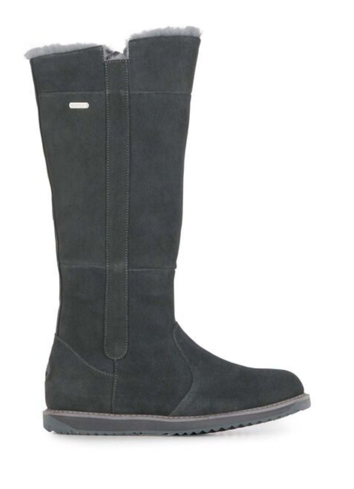 Emu Australia Moonta Sheepskin Boot Dark Grey