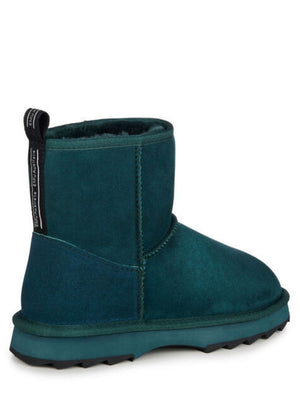 EMU AUSTRALIA SHARKY MINI SHEEPSKIN BOOT TEAL