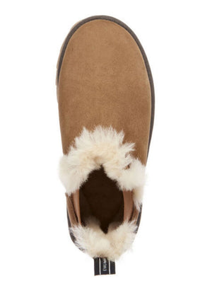 EMU AUSTRALIA THRESHER SHEEPSKIN BOOT CHESTNUT