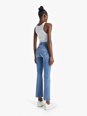 Mother Denim - The Pixie Insider Ankle Cropped Bootcut