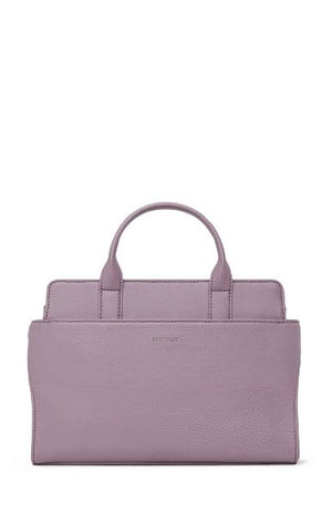 Matt & Nat Women's Gloria Small Vegan Satchel Amethyst