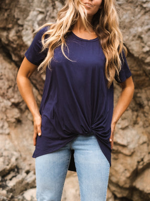 Jackson Rowe Twilight Knotty Tee