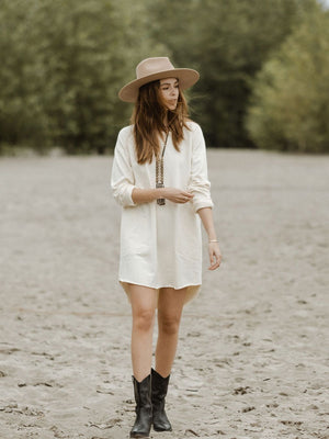 Jackson Rowe Larrea Sweatshirt Dress Shell