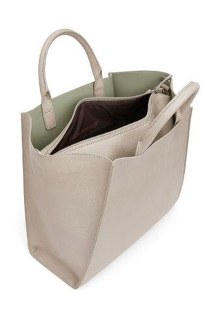 Matt and Nat Loyal Vegan Women's Tote Bag Beige