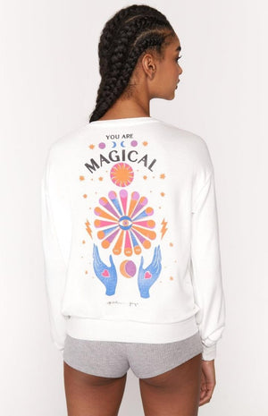 Spiritual Gangster - You Are Magical Savasana Pullover