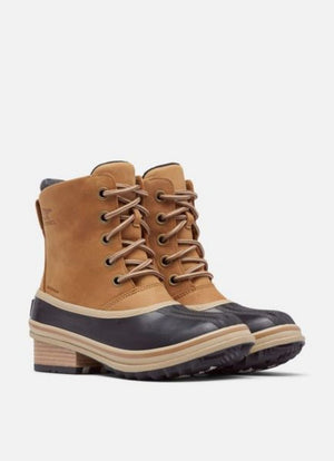 SOREL SLIMPACK III LACE DUCK BOOT ELK