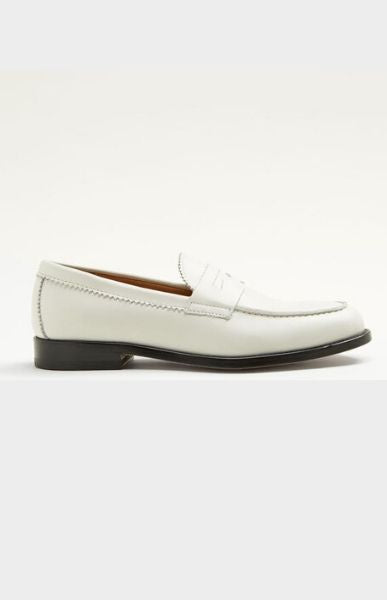 Sister X Soeur Women's Mia Loafer Off White