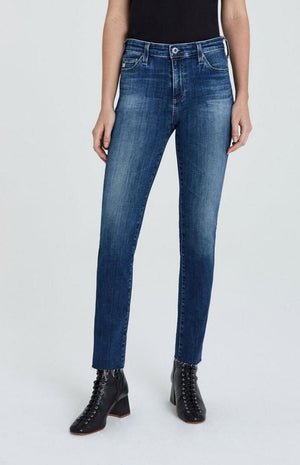 AG Jeans The Mari Straight Leg in 12 Years Idiosyncratic