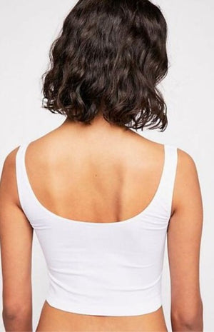 Free People - Scoop Crop Tank