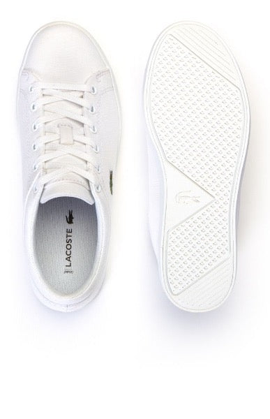 Lacoste Women's Straightset Canvas Sneakers