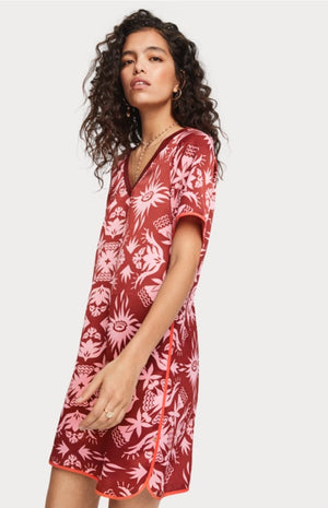 Maison Scotch - V-neck Dress