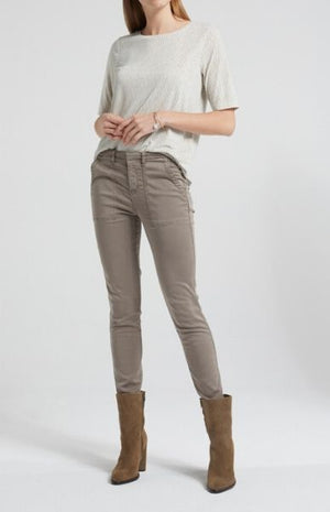 YAYA Women's Cargo Trousers