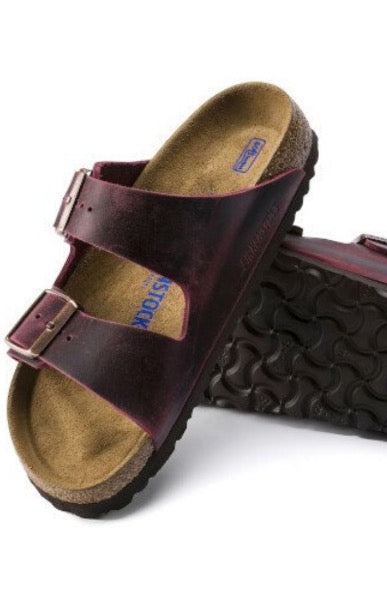 Birkenstock - Arizona Soft Footbed  Zinfandel