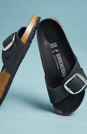 Birkenstock - Madrid Big Buckle