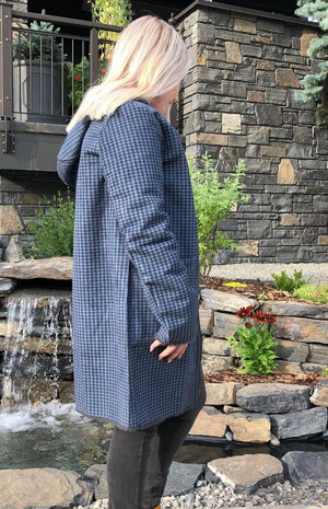 Indi & Cold - Abrigo Reversible Coat