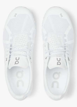 On Running Cloud All White Women's Shoe