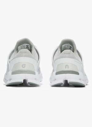 On Running Cloudswift Glacier White Women's Shoe