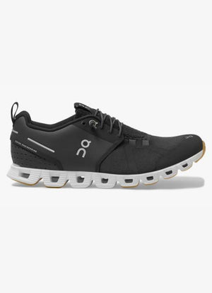 On Running Women's Cloud Terry Shoe Black White