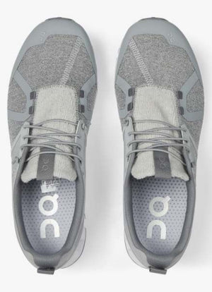 On Running Women's Cloud Terry Shoe Silver