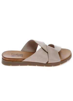 Miz Mooz - Dove Slide Sandal Cream