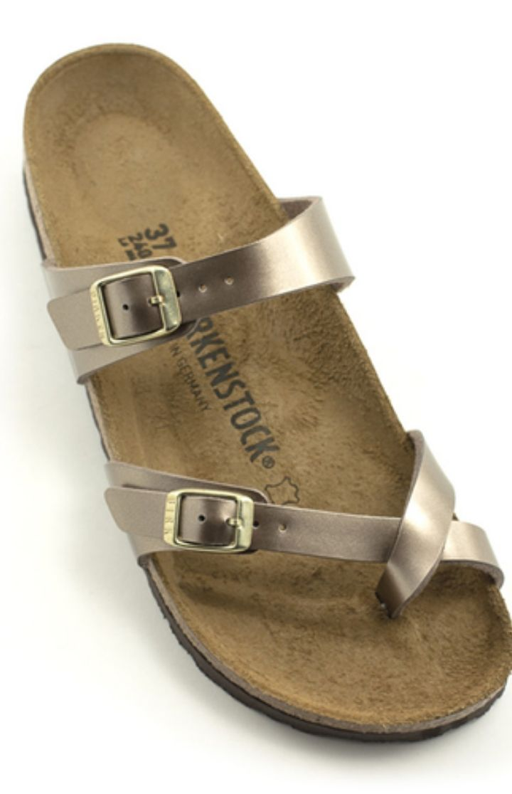Birkenstock - Mayari Electric Metallic Taupe