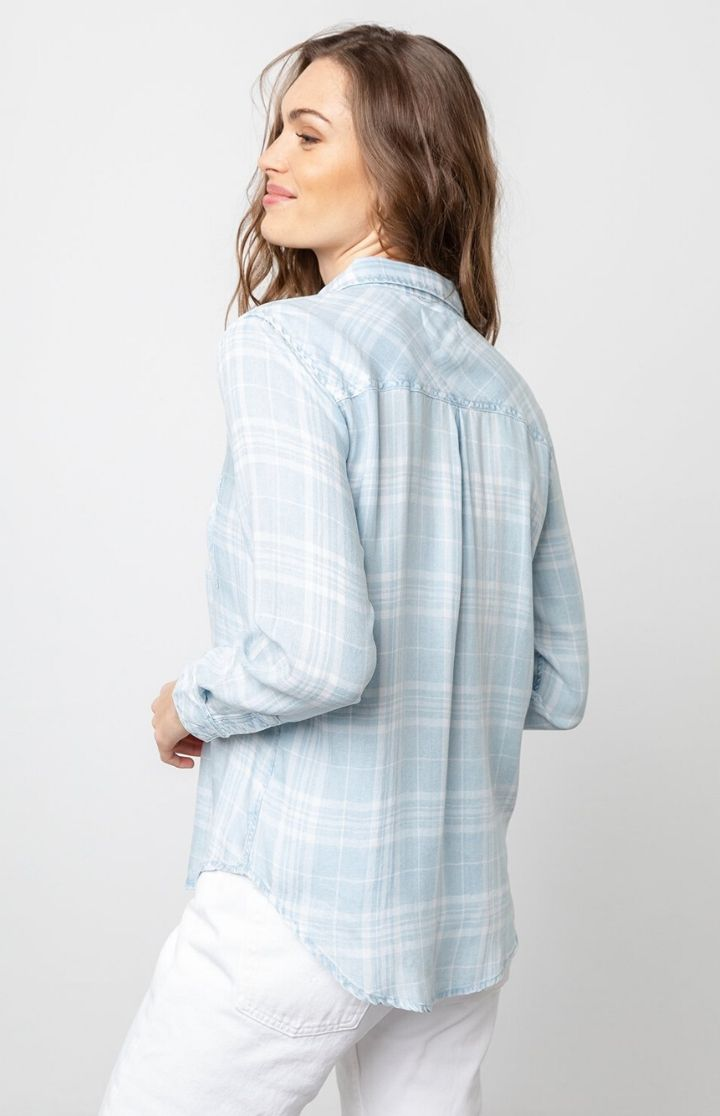 Rails - Hunter Plaid Blouse