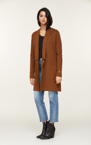 Soia & Kyo Benela Mid Length Sustainable Coatgian Autumn