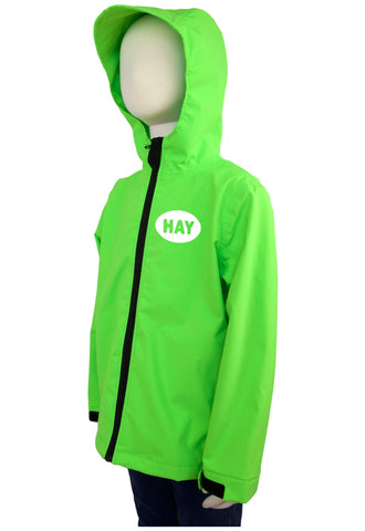 Custom Jackets Made for John Hay Elementary School