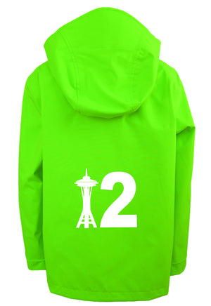 Open image in slideshow, 12th Kid Super Fan Jacket