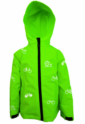 Open image in slideshow, Bike-a-Dot Jacket
