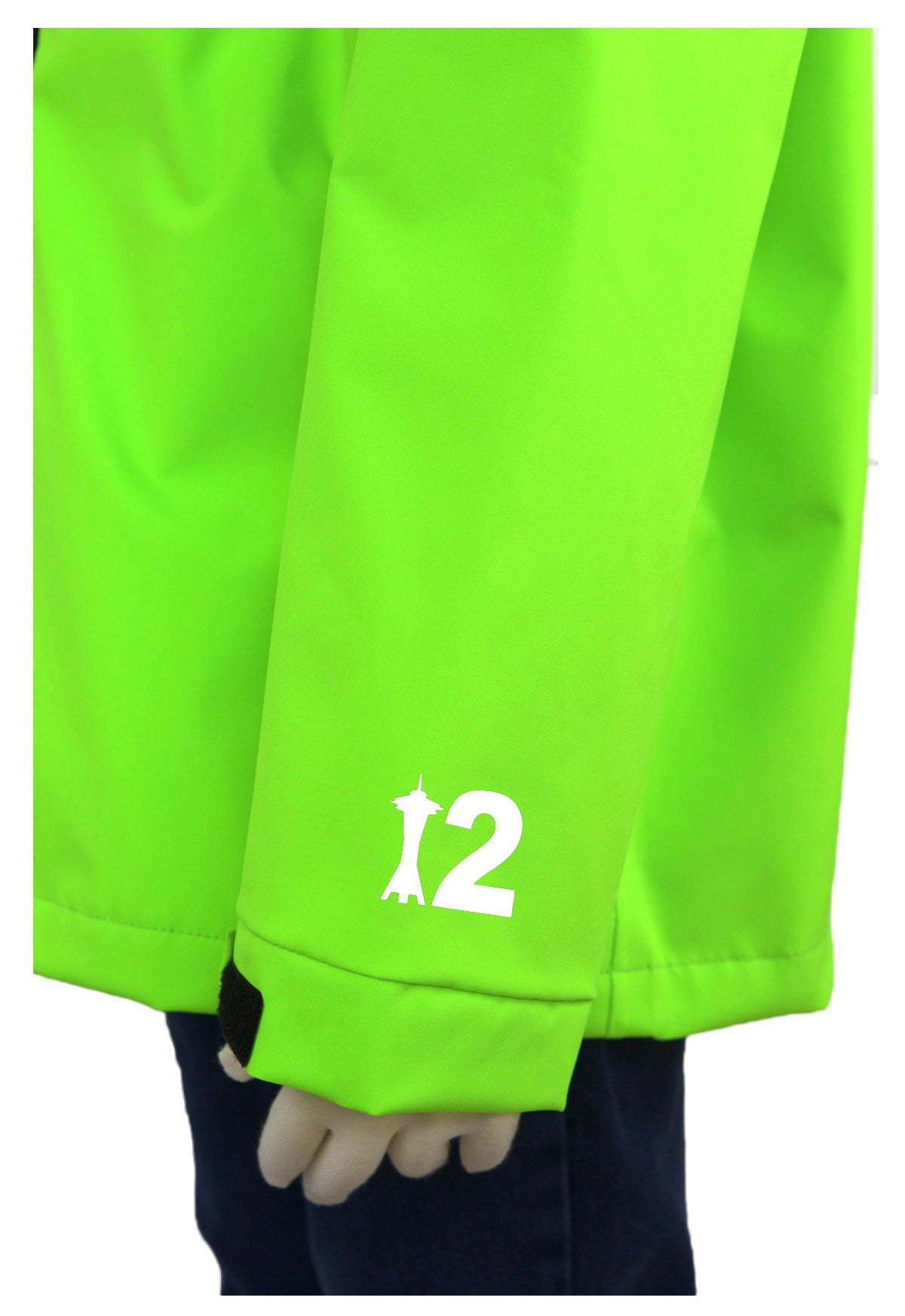 12th Kid Super Fan Jacket