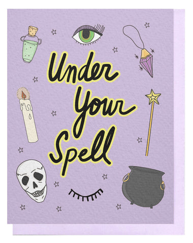 Under Your Spell Card