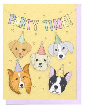 Party Pups Card