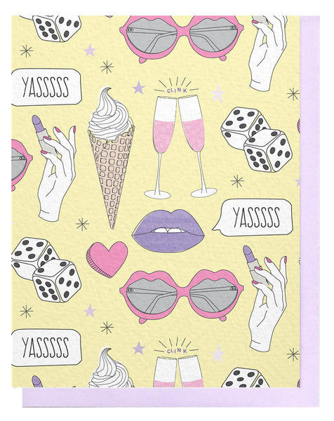 YAS Pattern Card