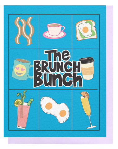 Brunch Bunch Card