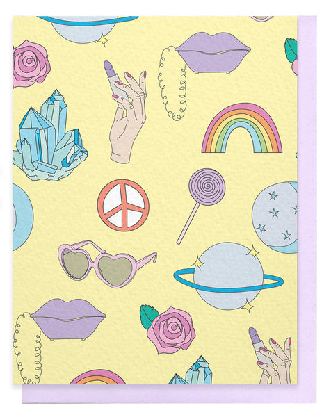 Good Things Pattern Card