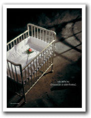 Abortion Changes Everything Mini-Poster/Ad
