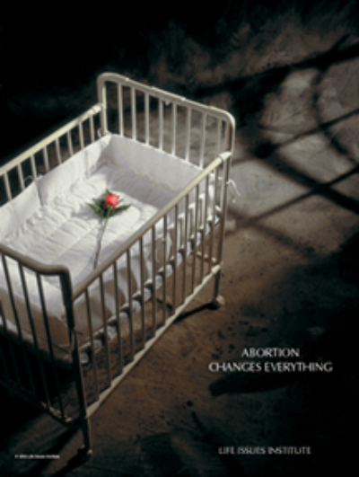 Abortion Changes Everything Poster