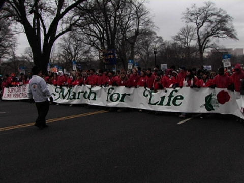 March for Life 2008
