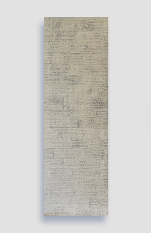 Beton Fossil - Hand-Printed - 7'