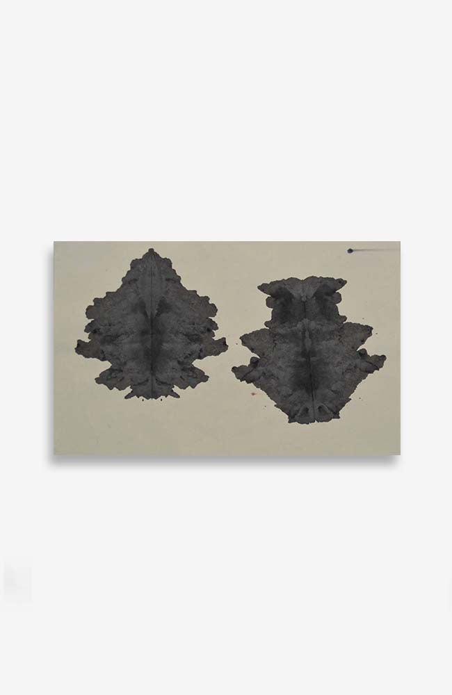 Double Ink Blot 11 x 16.5