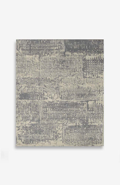 Gris Fossil 26 x 22