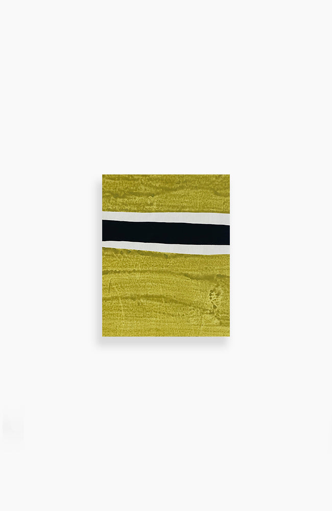 Citron Stripes 10 x 8