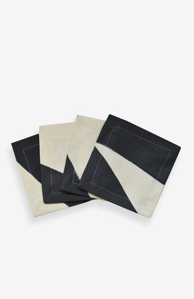 Cocktail Napkins - Gris