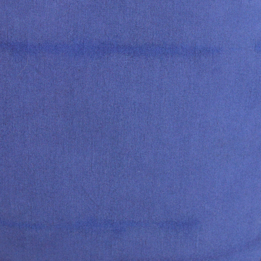 Stitch in Bleu on Linen